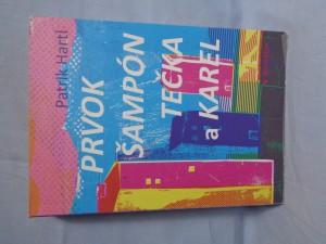 náhled knihy - Prvok, Šampón, Tečka a Karel