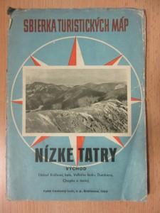 náhled knihy - Nízke Tatry : východ