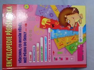 náhled knihy - Encyklopedie předškoláka : všechno, co musím vědět, než půjdu do škol