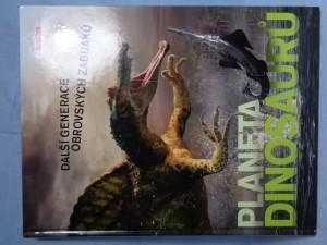 náhled knihy - Planeta dinosaurů : další generace obrovských zabijáků
