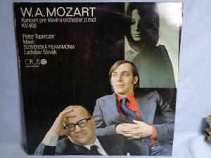 náhled knihy - Koncert Pre Klavír A Orchester D Mol KV 466