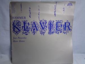 náhled knihy - Jan Panenka, Hans Kann – Hammer Klavier