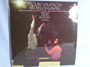 náhled knihy - Václav Hudeček, Jiří Bělohlávek, Prague Radio Symphony Orchestra – D Minor, Op. 47 / G Minor, Op. 63
