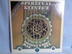 náhled knihy - Spirituál Kvintet – Písničky Z Roku Raz Dva