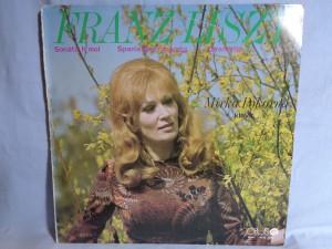 náhled knihy - Franz Liszt, Mirka Pokorná – Sonáta H Mol / Španielska Rapsódia / Tarantella