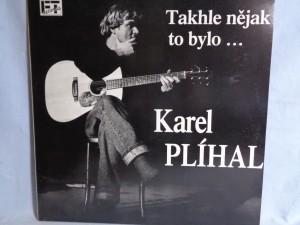 náhled knihy - Karel Plíhal – Takhle Nějak To Bylo ...