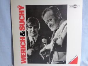náhled knihy - Werich* & Suchý* – Lucerna'77