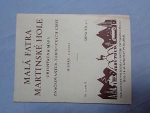 náhled knihy - Malá Fatra Martinské Hole