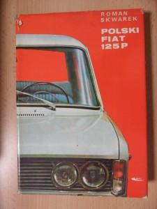 náhled knihy - Polski Fiat 125P : Budowa, dzialanie, obsluga