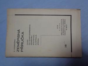 náhled knihy - Zeměpisná příručka