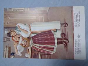 náhled knihy - Já mám holubičku, můj zlatý Jeníčku!