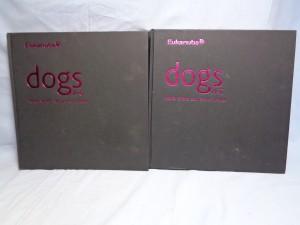 náhled knihy - Dogs A-H, H-Z