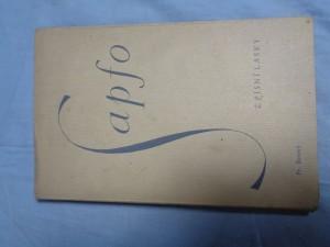 náhled knihy - Sapfo