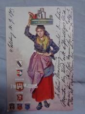 náhled knihy - Correspondenz-Karte.