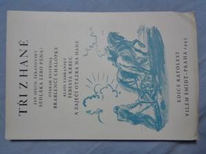 náhled knihy - Tři z Hané