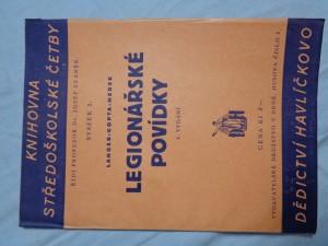 náhled knihy - Legionářské povídky