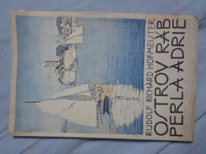 náhled knihy - Ostrov Ráb, perla Adrie