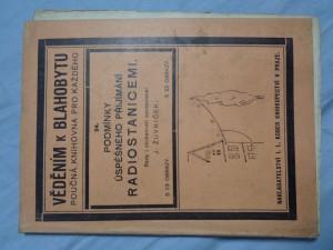 náhled knihy - Podmínky úspěšného přijímání radiostanicemi