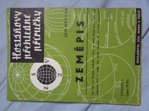 náhled knihy - Zeměpis