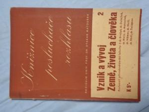 náhled knihy - Vznik a vývoj země, života, člověka