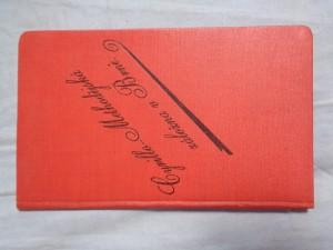 náhled knihy - Vkladní knížka Cyrillo-Methodějské záložny v Brně