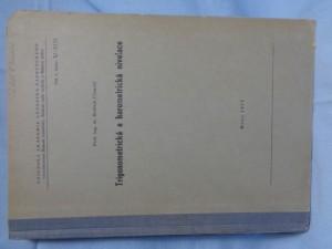 náhled knihy - Trigonometrická a barometrická nivelace