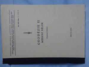 náhled knihy - Geodézie II Měření Délek