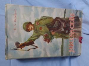 náhled knihy - Jaro na Odře
