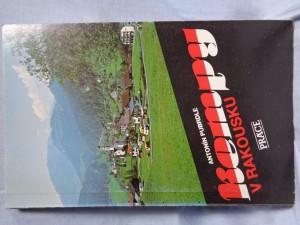 náhled knihy - Kempy v Rakousku