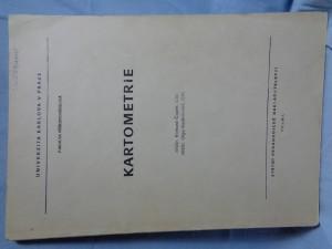 náhled knihy - Kartometrie