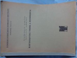 náhled knihy - Kartografická tvorba a reprodukcia