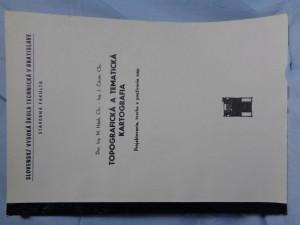 náhled knihy - Topografická a tematická kartografia : Projektovanie, tvorba a používanie máp