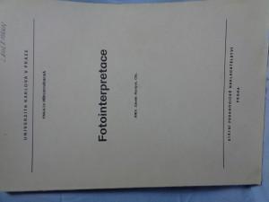 náhled knihy - Fotointerpretace