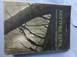 náhled knihy - Naše pralesy
