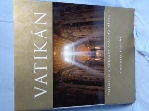 náhled knihy - Vatikán : [tajemství a poklady Svatého města]