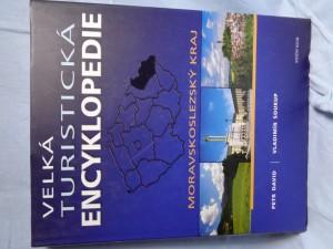 náhled knihy - Velká turistická encyklopedie. Moravskoslezský kraj