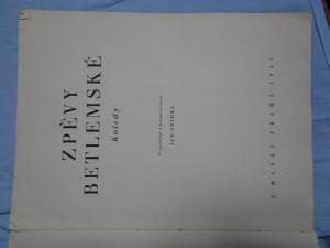 náhled knihy - Zpěvy betlémské koledy