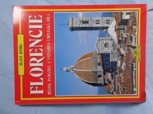 náhled knihy - Zlatá kniha Florencie