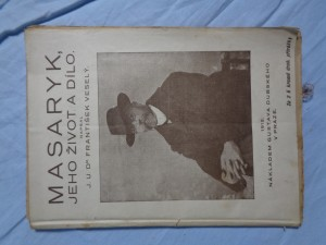 náhled knihy - Masaryk, jeho život a dílo