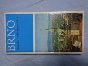 náhled knihy - Brno : Průvodce, informace, fakta