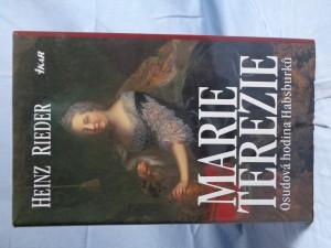 náhled knihy - Marie Terezie : osudová hodina Habsburků