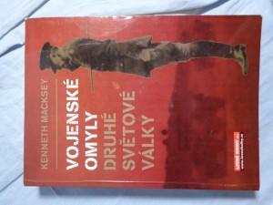náhled knihy - Vojenské omyly druhé