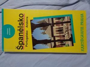 náhled knihy - Španělsko, Portugalsko, Andorra
