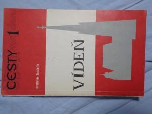 náhled knihy - Vídeň : turistický průvodce