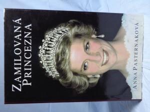 náhled knihy - Zamilovaná princezna : [biografie princezny Diany]