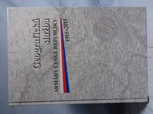 náhled knihy - Geografická služba Armády České republiky 1918-2017