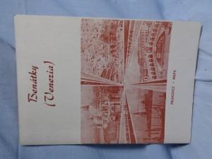 náhled knihy - Benátky (Venezia) : průvodce + mapa