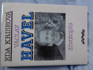 náhled knihy - Václav Havel : životopis