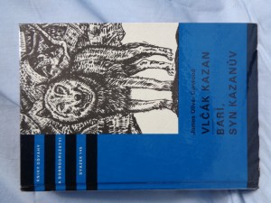 náhled knihy - Vlčák Kazan ; Barí, syn Kazanův : pro čtenáře od 12 let