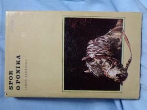 náhled knihy - Spor o poníka
